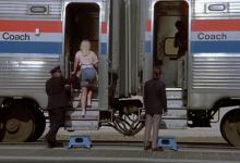 Тревожный прощальный вагон